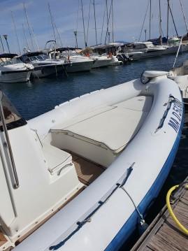 Rental RIB in Marseille - Nautica Cab DORADO 7,5