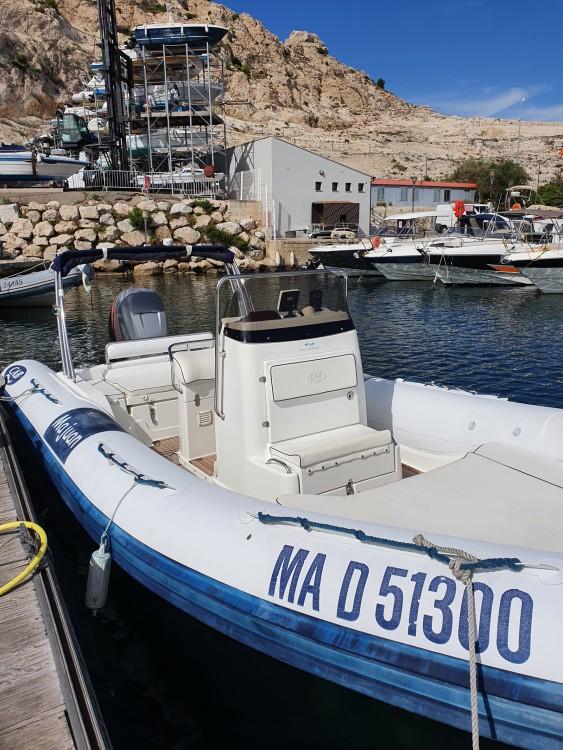 Nautica Cab DORADO 7,5 between personal and professional Marseille
