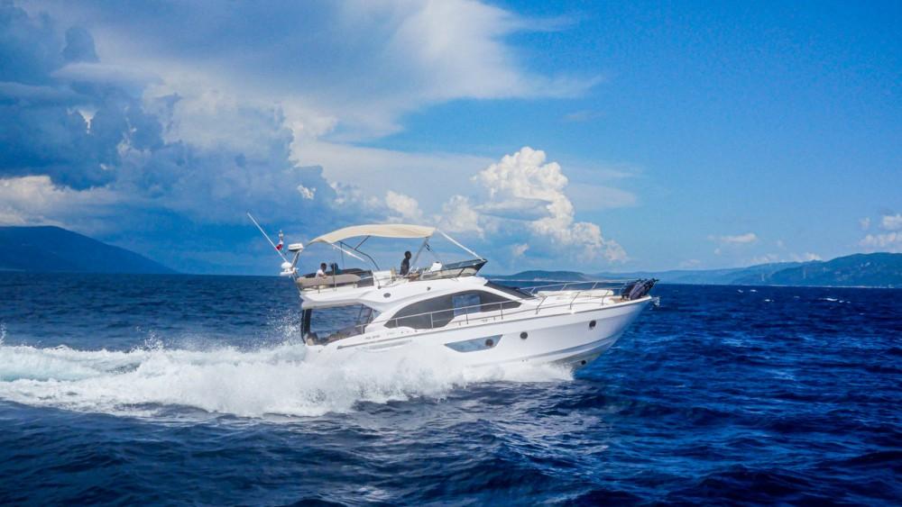 Boat rental Podstrana cheap Sessa Fly 47