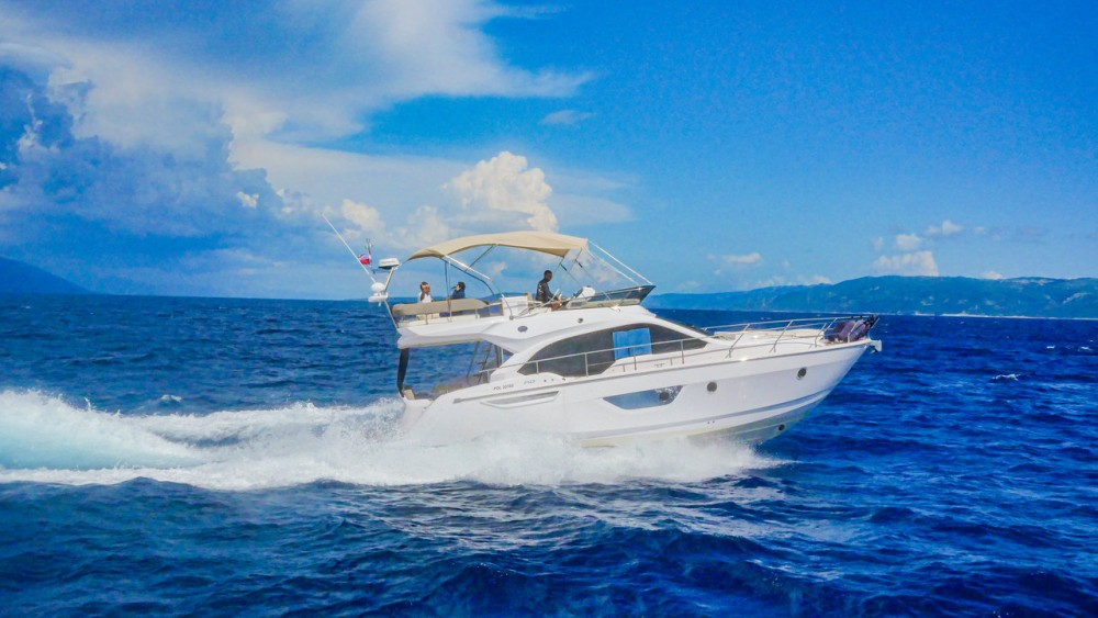 Hire Motorboat with or without skipper Sessa Marine Podstrana