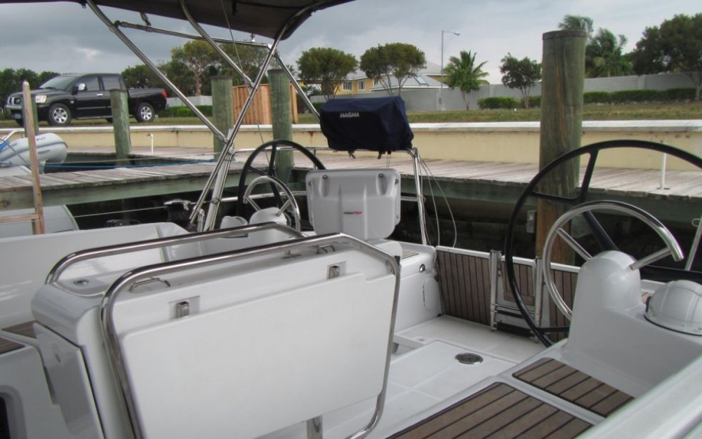 Boat rental Jeanneau Sun Odyssey 409 in Key West on Samboat