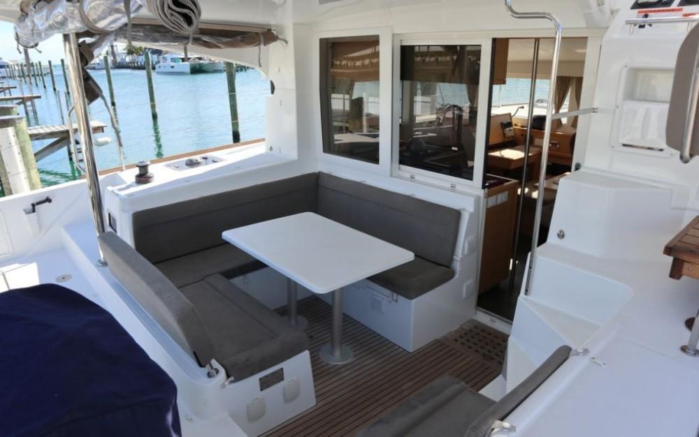 Boat rental Lagoon Lagoon 40 Power Catamaran in Key West on Samboat