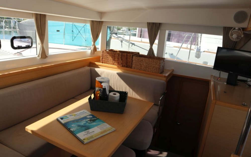 Hire Catamaran with or without skipper Lagoon Key West