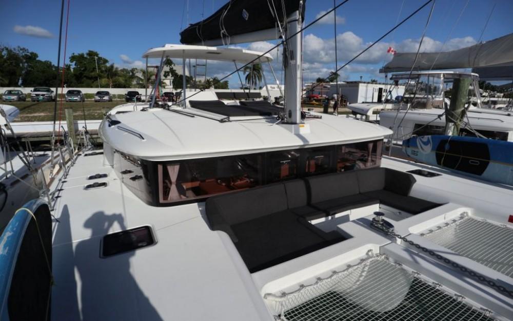 Rental yacht Cayo Hueso - Lagoon Lagoon 450 on SamBoat