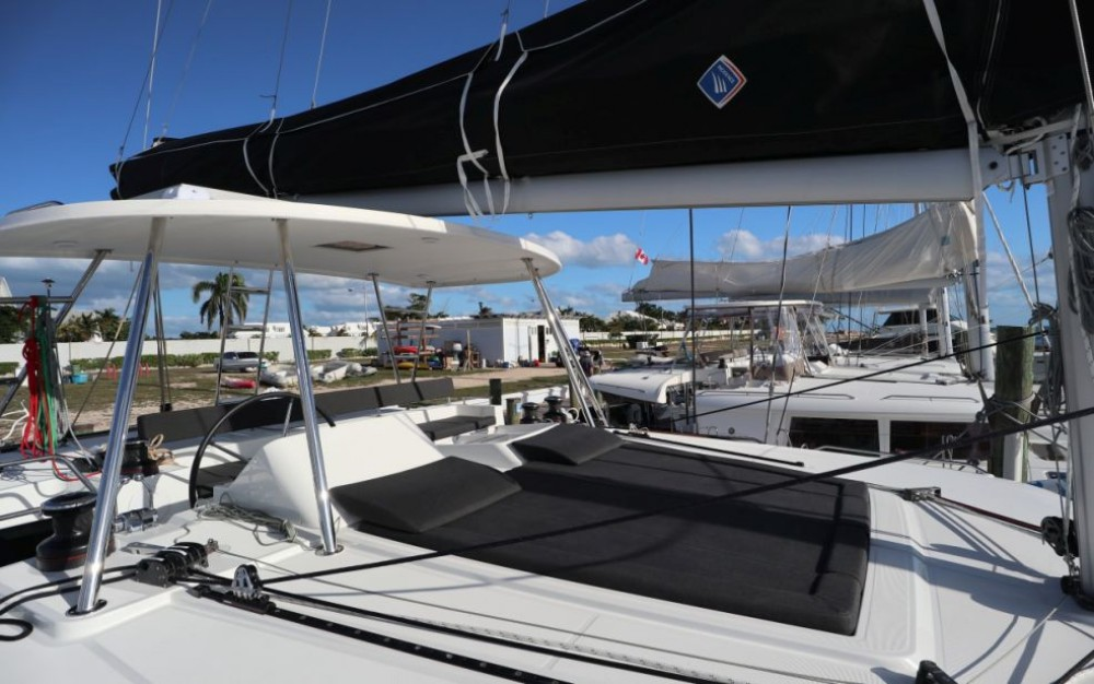 Boat rental Cayo Hueso cheap Lagoon 450