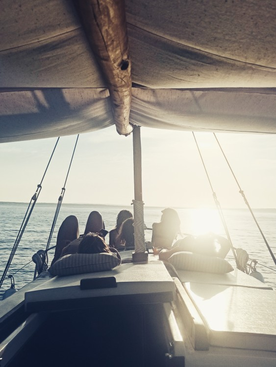 Hire Motorboat with or without skipper Myabca la Savina