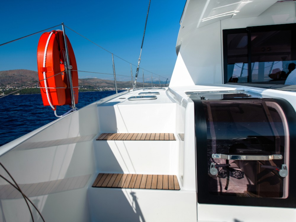 Boat rental Fountaine Pajot Saba 50 in Split on Samboat