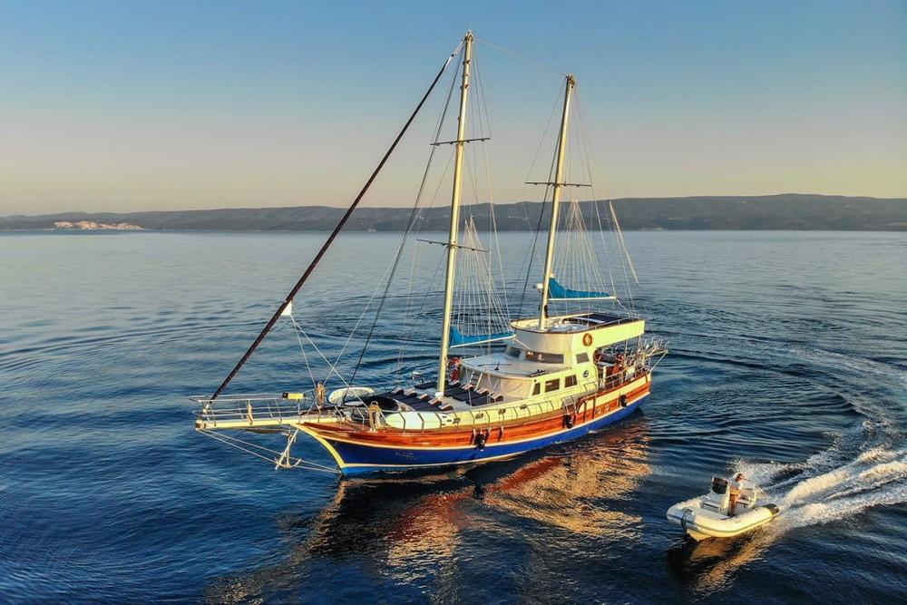 Rental yacht Croatia - Custom Made Gulet Saint Luca on SamBoat