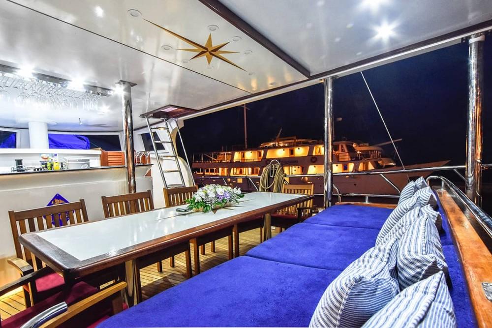Boat rental Croatia cheap Gulet Saint Luca