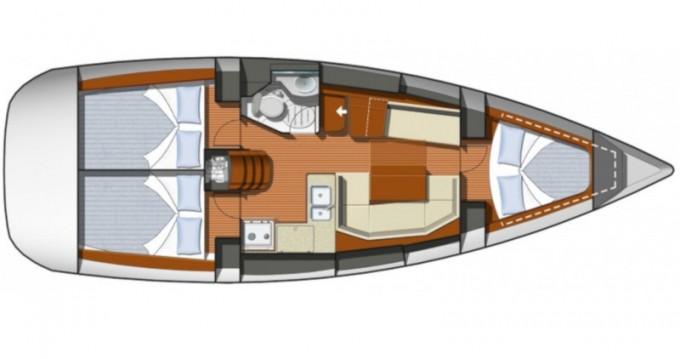 Rental yacht San Vincenzo - Jeanneau Sun Odyssey 36i on SamBoat