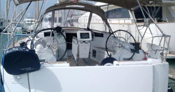 Boat rental Jeanneau Sun Odyssey 449 in San Vincenzo on Samboat