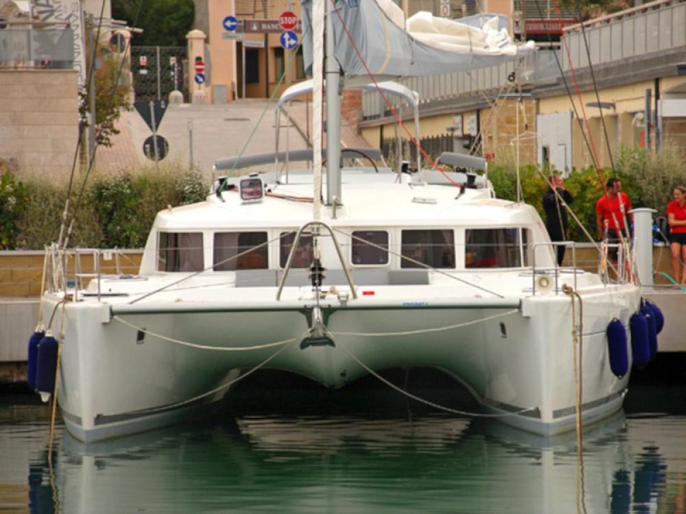 Boat rental Lagoon Lagoon 440 in San Vincenzo on Samboat