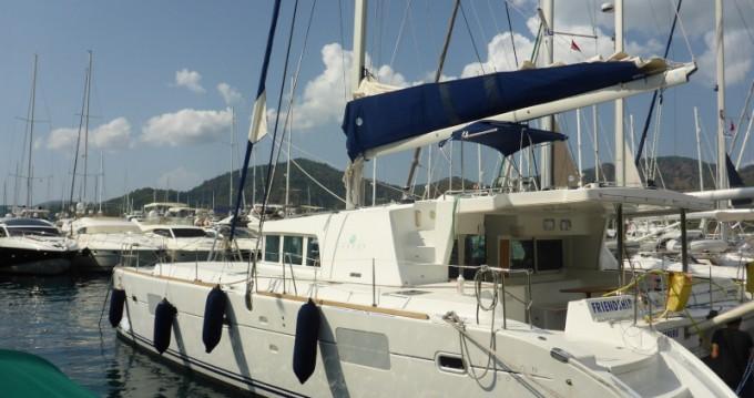 Lagoon Lagoon 500 Flybridge  between personal and professional San Vincenzo