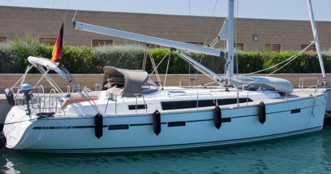 Boat rental San Vincenzo cheap Cruiser 41