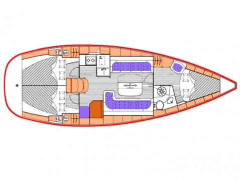 Rental yacht San Vincenzo - Bavaria Bavaria 37 Cruiser on SamBoat