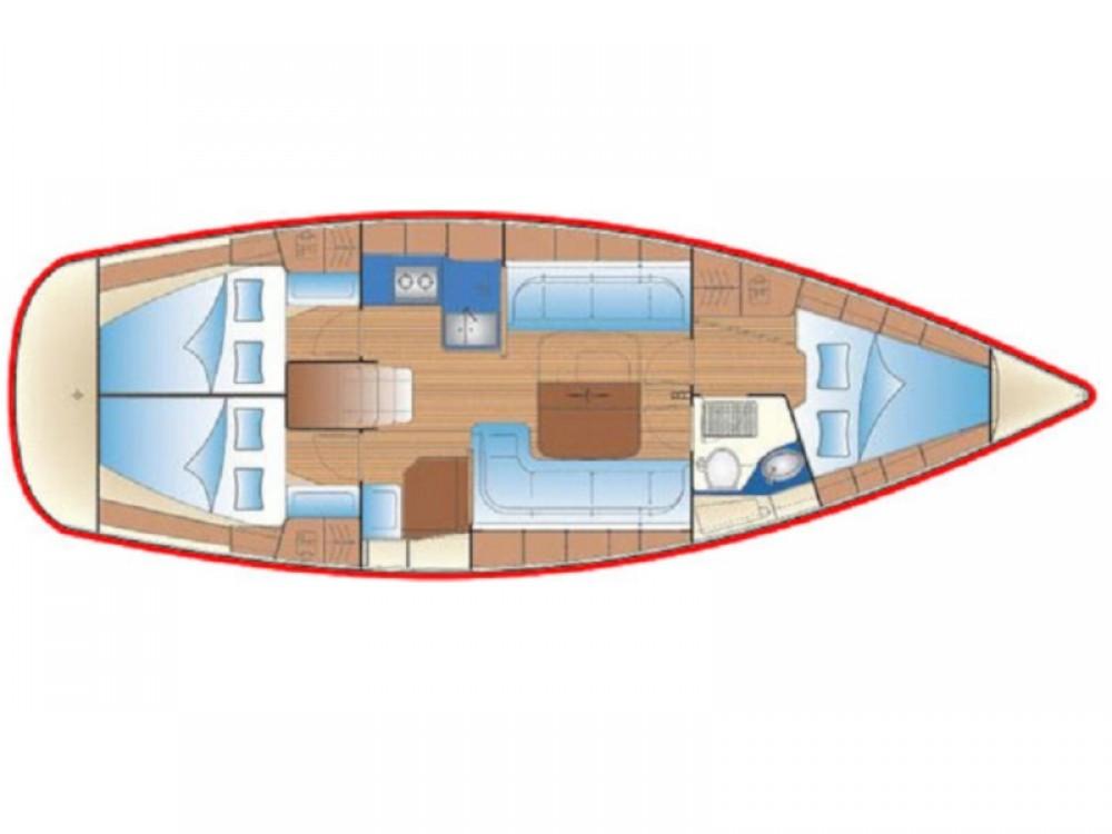 Boat rental Bavaria Bavaria 38 Cruiser in San Vincenzo on Samboat