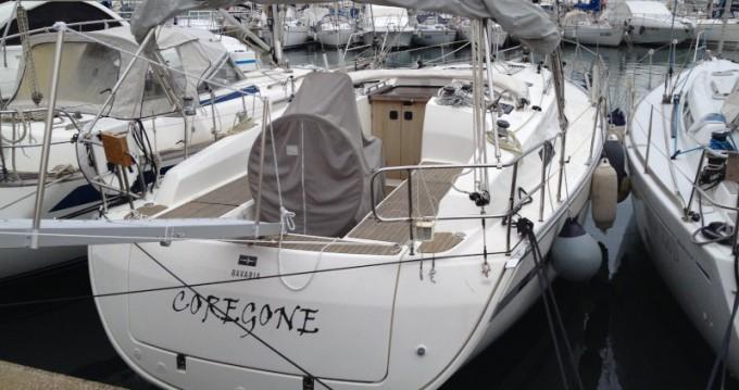 Boat rental Bavaria Bavaria 36 Cruiser in San Vincenzo on Samboat