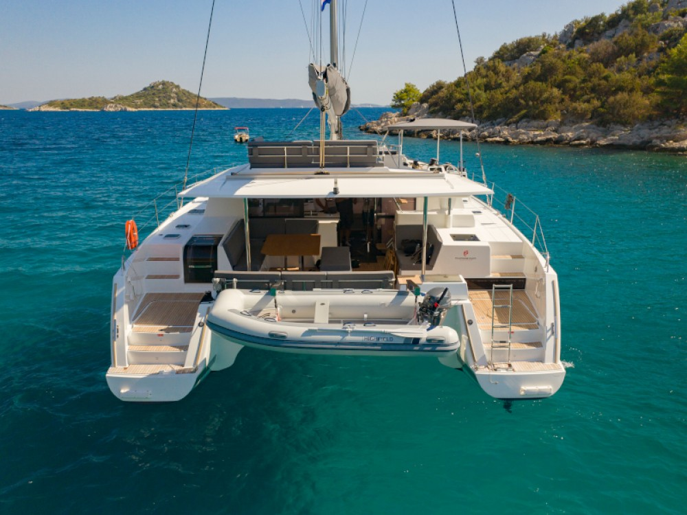 Boat rental Split cheap Saba 50