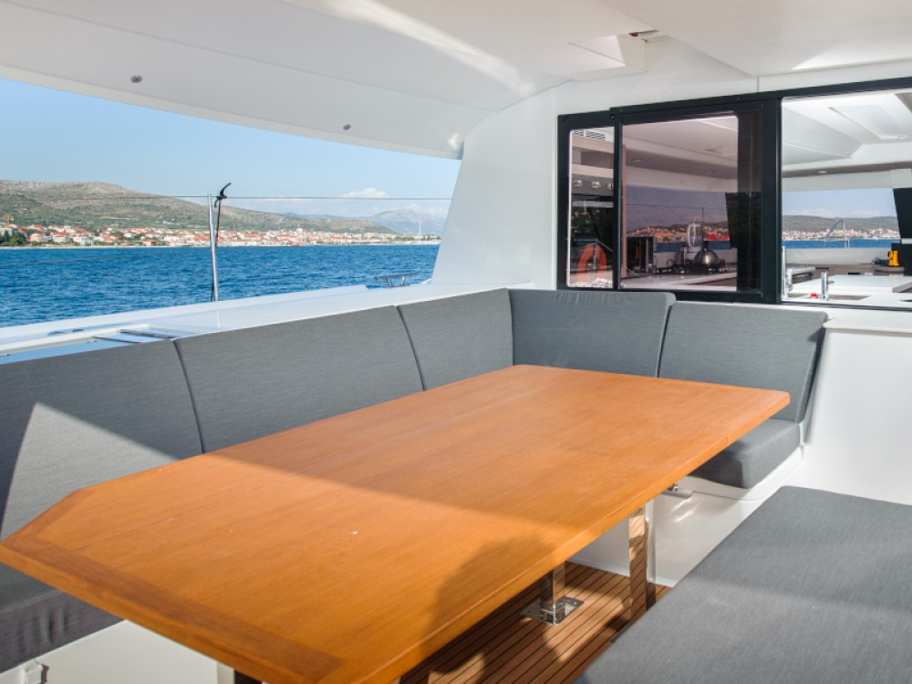 Rental Catamaran in Split - Fountaine Pajot Saba 50