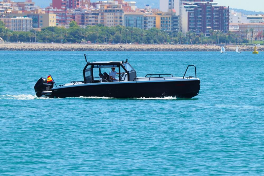 Rental yacht Palma - XO DEFENDER on SamBoat