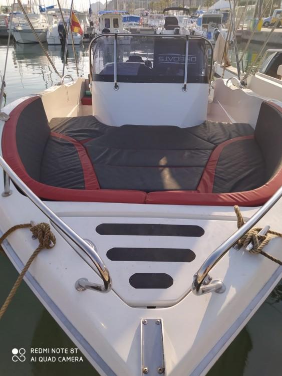 Rental yacht  - Barracuda okis boats on SamBoat