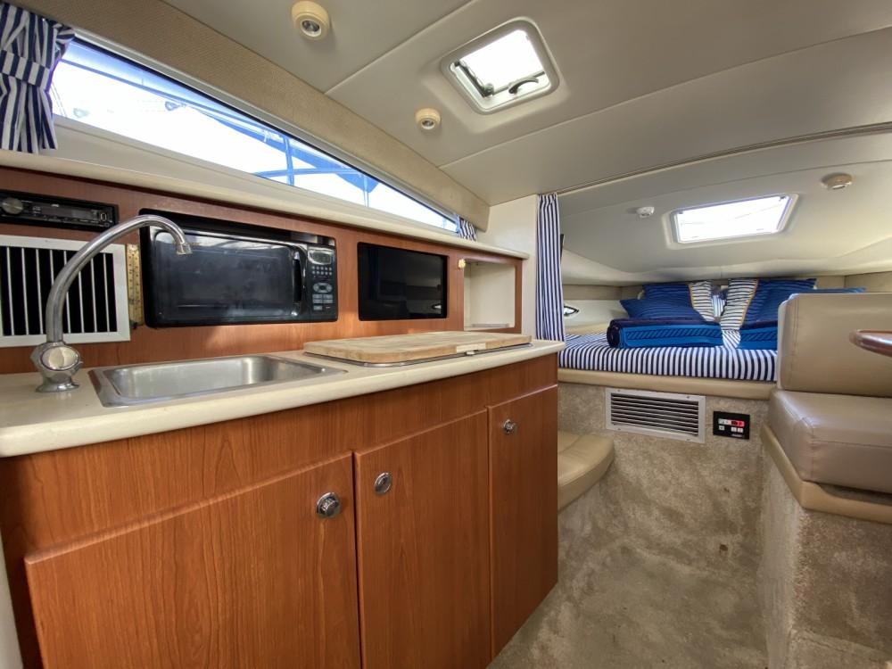 Boat rental Fuengirola cheap Bayliner 285