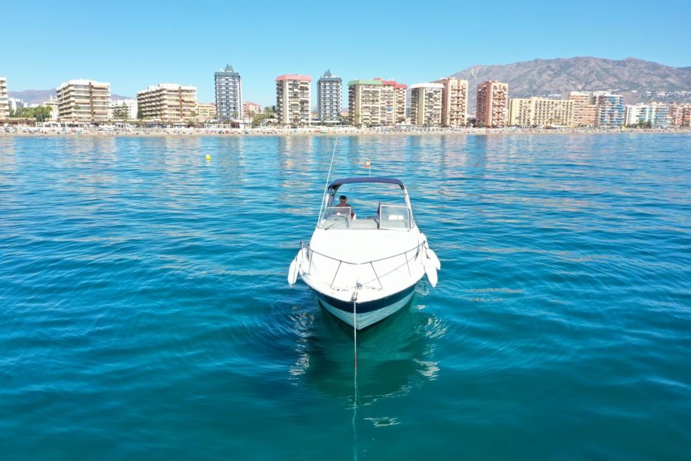Rental Motorboat in Fuengirola - Bayliner Bayliner 285