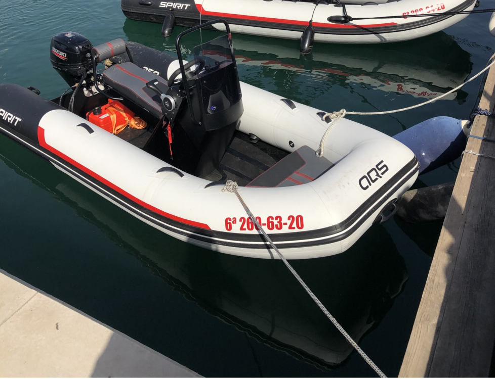 RIB for rent Palma at the best price