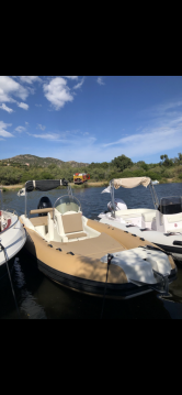 Hire RIB with or without skipper FANALE Saint-Florent