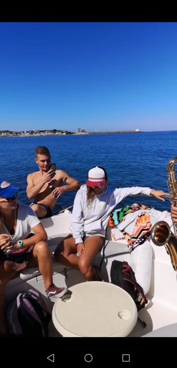Hire Motorboat with or without skipper Quicksilver Anglet