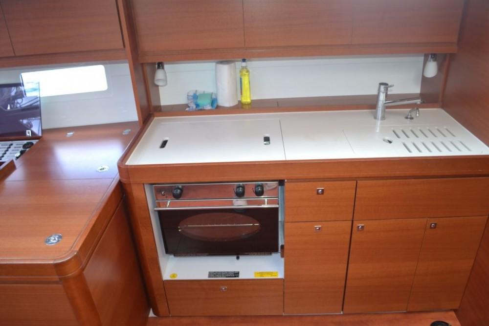 Rental Sailboat in Olbia - Dufour Dufour 410 Grand Large