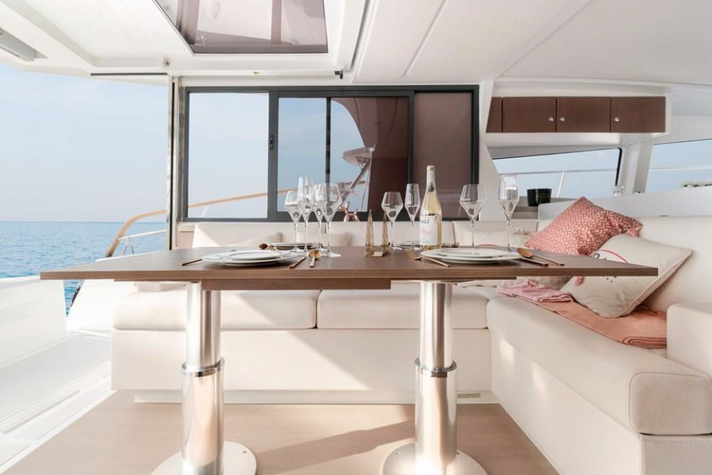 Hire Catamaran with or without skipper Bali Power Catamaran Key West