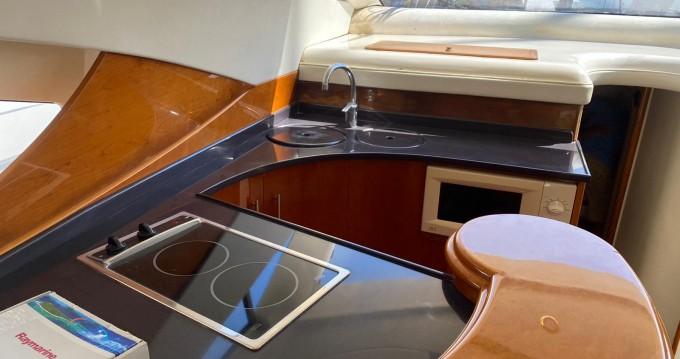 Rental Motorboat in Cullera - Astondoa Astondoa 46