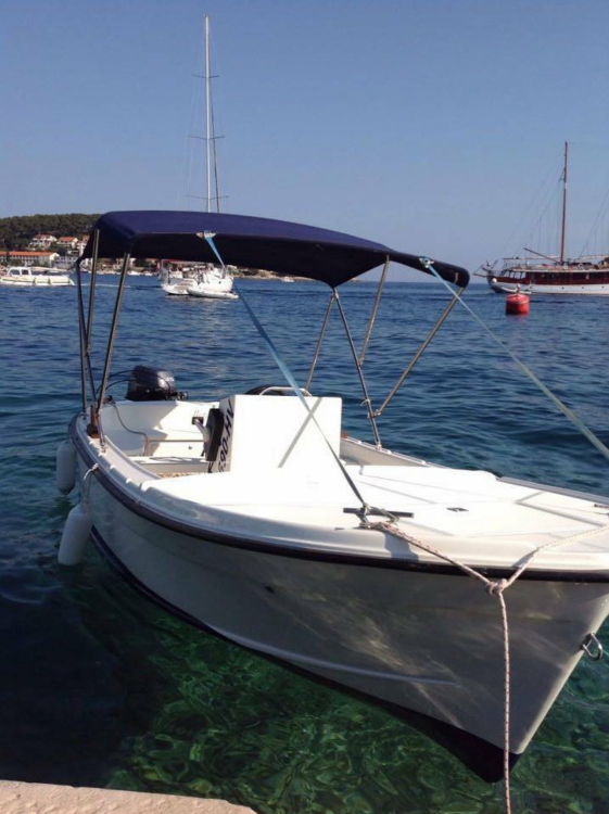Betina 500 between personal and professional Hvar