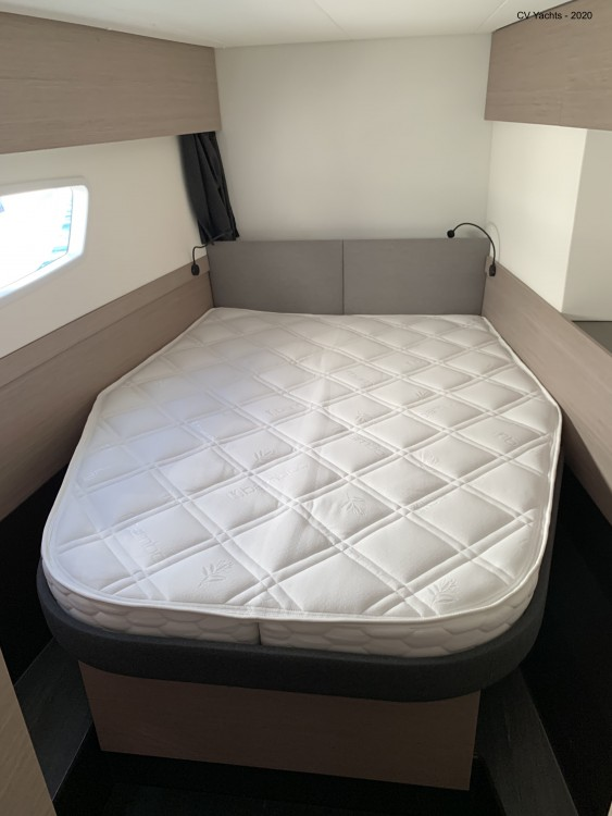 Fountaine Pajot Elba 45 between personal and professional Álimos