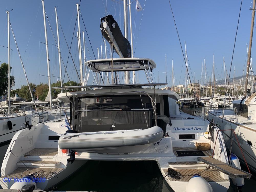 Rental yacht  - Lagoon Lagoon 46 on SamBoat
