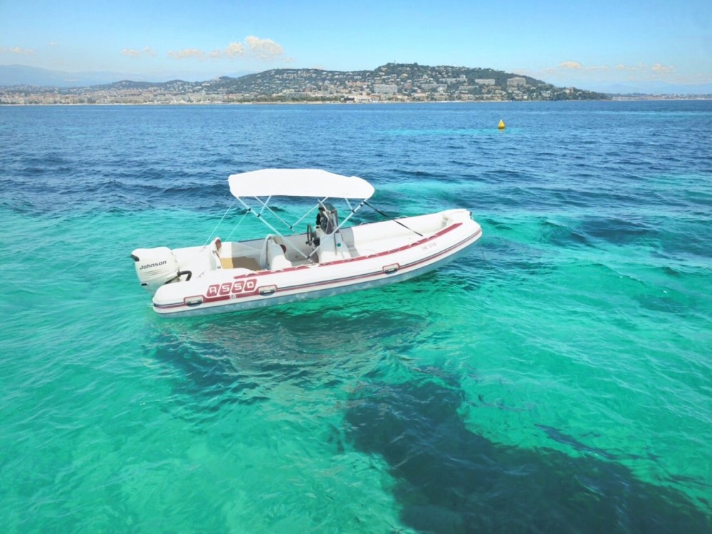 Boat rental Asso 58 in Cannes on Samboat