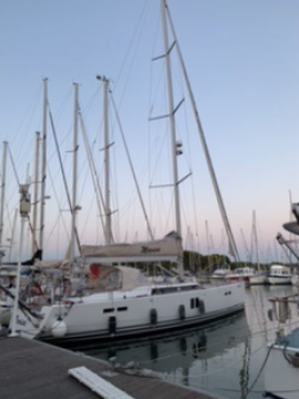 Boat rental Le Grau-du-Roi cheap Hanse 545