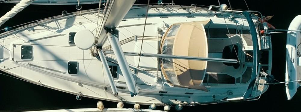 Rent a Bénéteau Oceanis 411 Clipper Dénia