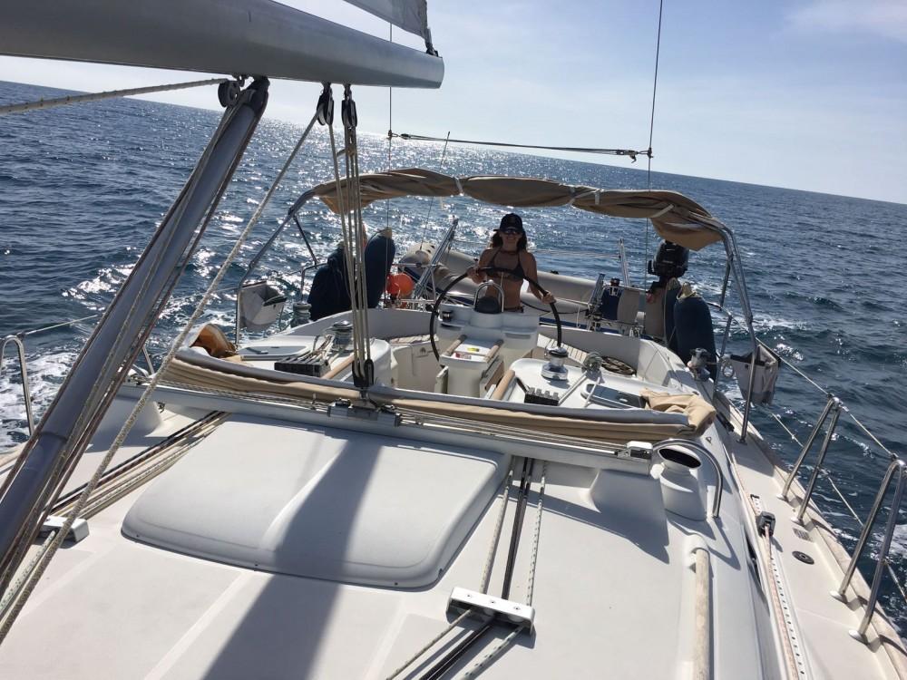 Rental yacht Dénia - Bénéteau Oceanis 411 Clipper on SamBoat