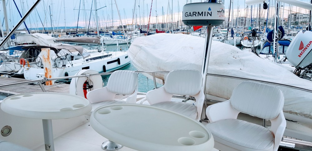 Rental Motorboat Colvic with a permit