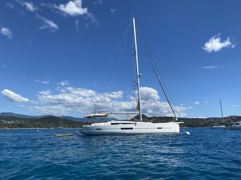 Boat rental Agde cheap Dufour 512 Grand Large
