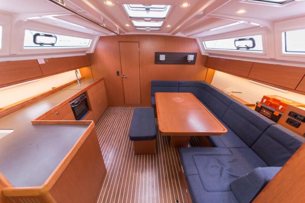 Boat rental Athens cheap Bavaria 46 Cruiser