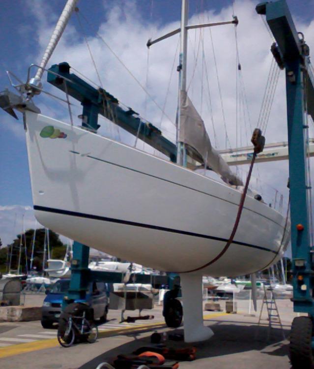 Boat rental La Trinité-sur-Mer cheap Centurion 45 S