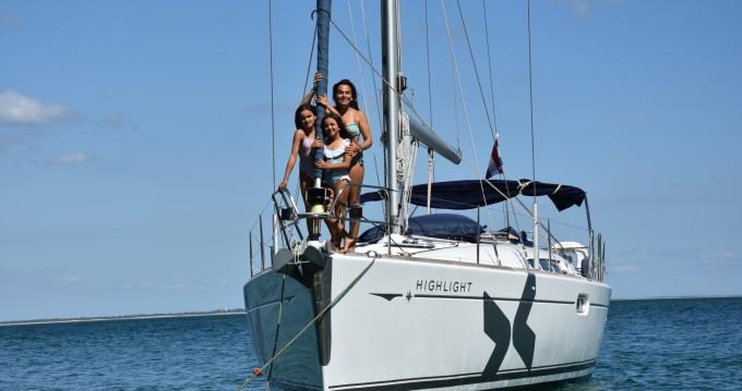 Rental Sailboat in Lisbon - Jeanneau sun odissey 45