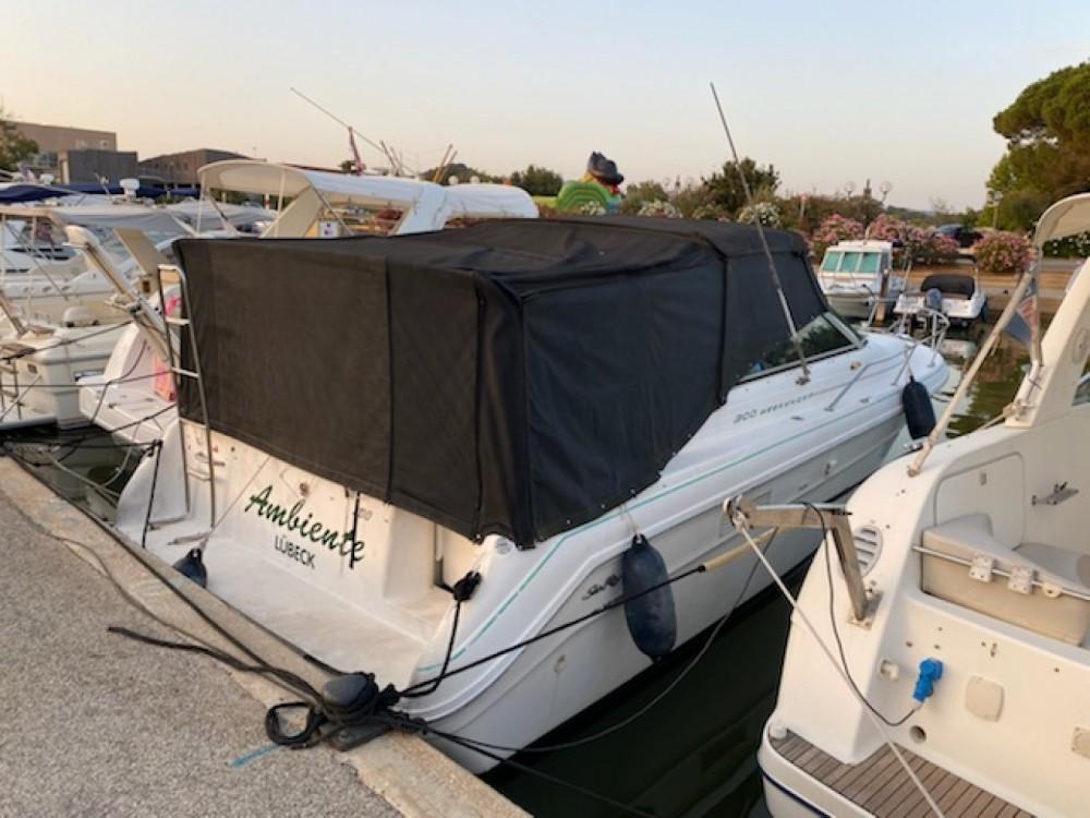 Rent a Sea Ray Sea Ray 300 Weekender La Londe-les-Maures