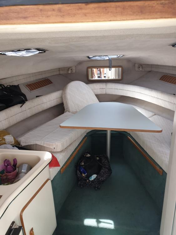 Boat rental La Londe-les-Maures cheap Sea Ray 300 Weekender