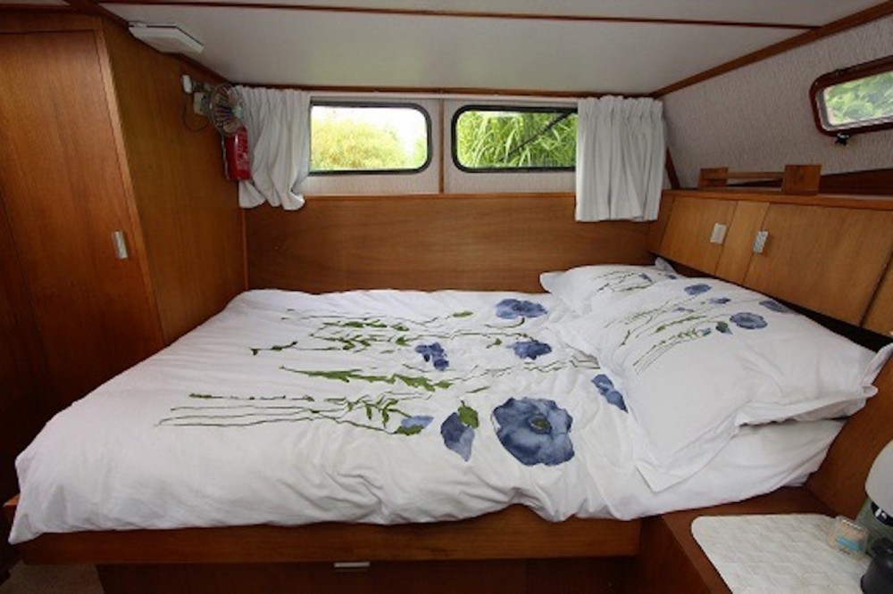 Canal boat for rent Briare at the best price