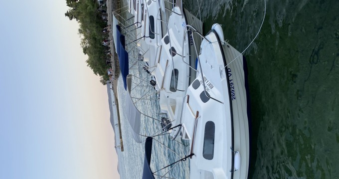 Hire Motorboat with or without skipper Mlaka Sport Vodice
