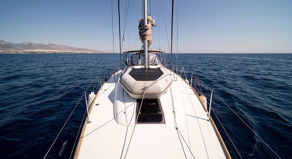 Boat rental Preveza cheap Sun Odyssey 449
